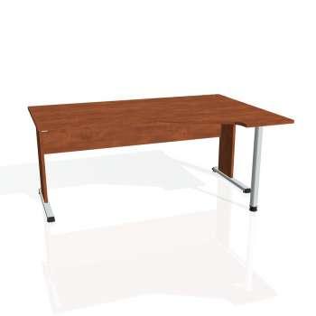 Psací stůl Hobis PROXY PEV 1800 levý, calvados/calvados