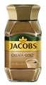 Instantní káva Jacobs - Crema Gold, 200 g
