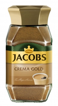 Káva instantní Jacobs Gold Crema - 200 g