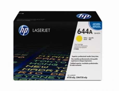 Toner HP Q6462A/644A - žlutá
