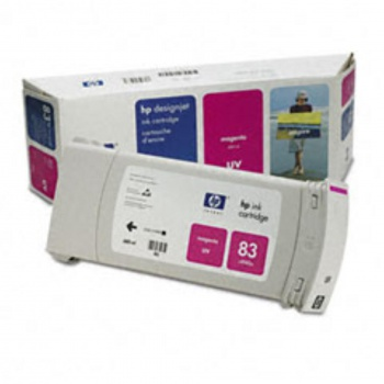 Cartridge HP C4942A/83 - purpurová