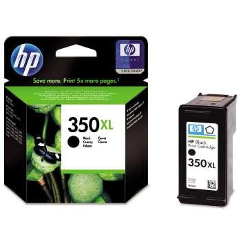 Cartridge HP CB336EE/350XL - černá