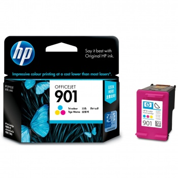 Cartridge HP CC656AE - 3 barvy
