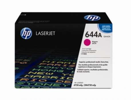 Toner HP Q6463A/644A - purpurová