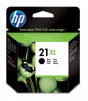 Cartridge HP C9351CE/21XL - černá
