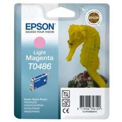 Cartridge Epson T048640 - světle purpurová
