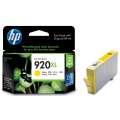 Cartridge HP CD974AE, č. 920XL - žlutá