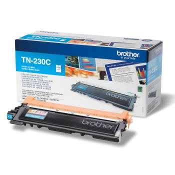 Toner Brother TN-230C - azurová