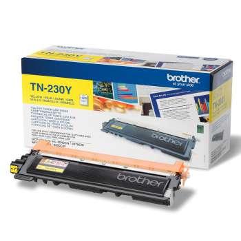 Toner Brother TN-230Y - žlutý