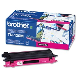 Toner Brother TN-130M - purpurová
