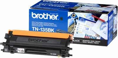 Toner Brother TN-135BK - černá