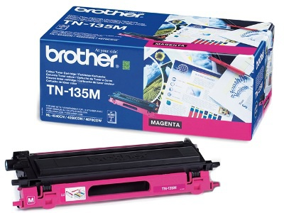 Toner Brother TN-135M - purpurový