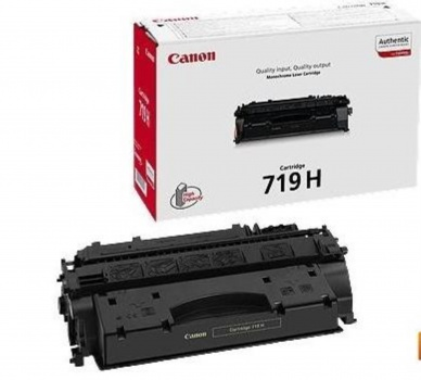 Toner Canon CRG-719 - černá