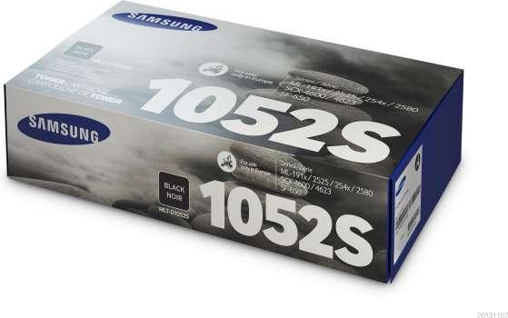 Toner Samsung MLT-D1052S - černá