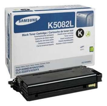 Toner Samsung CLT-K5082L - černá