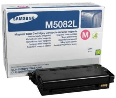 Toner Samsung CLT-M5082L - purpurová