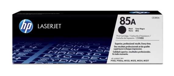 Toner HP CE285A, č. 85A - černý