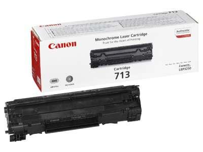 Toner Canon CRG-713 - černá