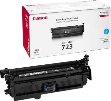 Toner Canon CRG-723 - azurový