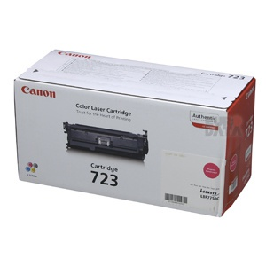 Toner Canon CRG-723 - purpurová