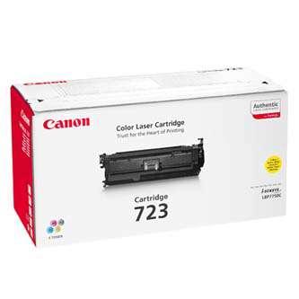 Toner Canon CRG-723 - žlutý