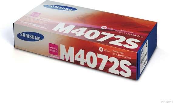 Toner Samsung CLT-M4072S - purpurový