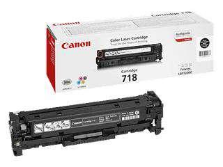 Toner Canon CRG-718 - černá