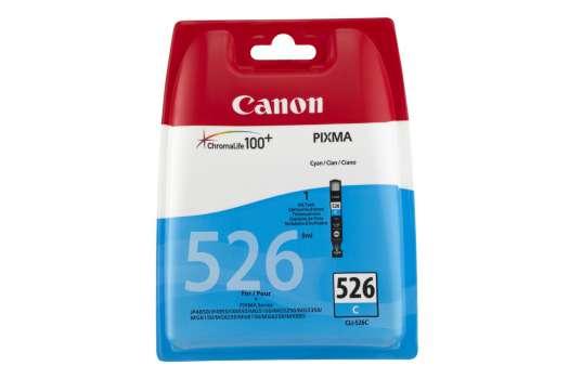 Cartridge Canon CLI-526C - azurová