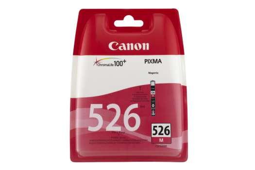 Cartridge Canon CLI-526M - purpurová