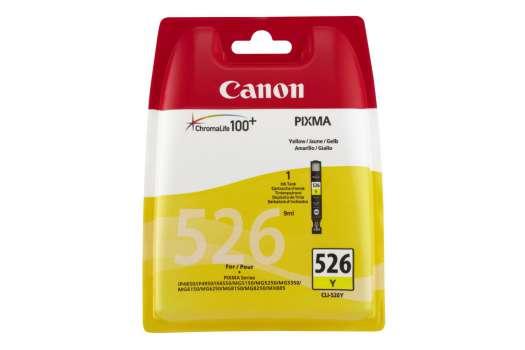 Cartridge Canon CLI-526Y - žlutá