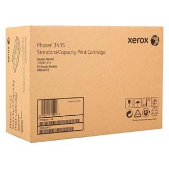 Toner Xerox 106R01414, černá