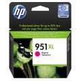 Cartridge HP CN047AE, č. 951XL - purpurová