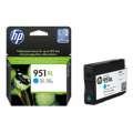 Cartridge HP CN046AE, č. 951XL - azurová