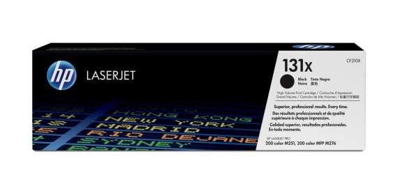 Toner HP CF210X/131X - černá
