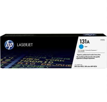 Toner HP CF211A/131A - azurový