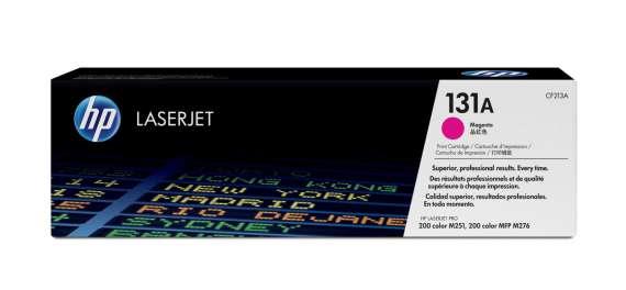 Toner HP CF213A/131A - purpurová