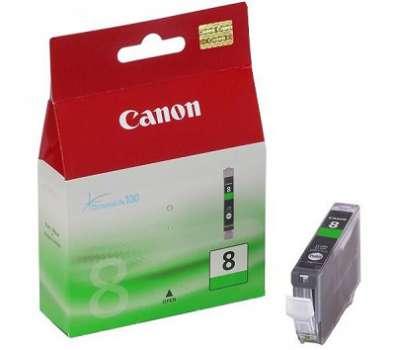 Cartridge Canon CLI-8G - zelená