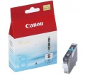 Cartridge Canon CLI-8PC - azurová