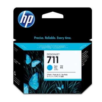 Cartridge HP CZ134A - azurová