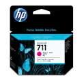 Cartridge HP CZ135A, č. 711 - purpurová