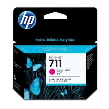 Cartridge HP CZ135A - purpurová