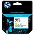 Cartridge HP CZ136A, č. 711 - žlutá