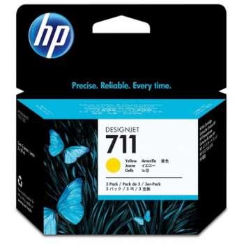 Cartridge HP CZ136A - žlutá