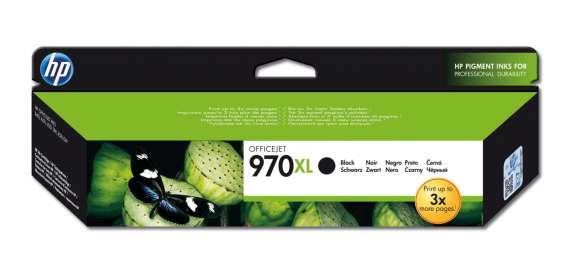 Cartridge HP CN625AE/970XL - černá