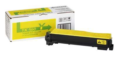 Toner Kyocera TK-560Y - žlutá