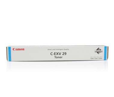 Toner Canon C-EXV29C, azurová