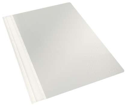 Desky s rychlovazačem VIVIDA, bílé, 25 ks