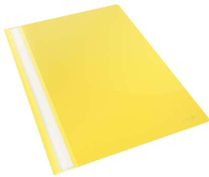 Desky s rychlovazačem VIVIDA, žluté, 25 ks