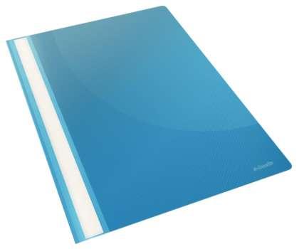 Desky s rychlovazačem VIVIDA, modrá , 25 ks