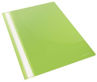 Desky s rychlovazačem VIVIDA, zelená, 25 ks